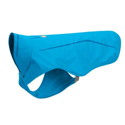 Nepromokavá bunda pro psy Ruffwear Sun Shower -blue-dusk