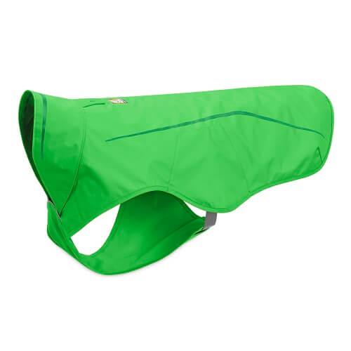 Nepromokavá bunda pro psy Ruffwear Sun Shower -meadow-green