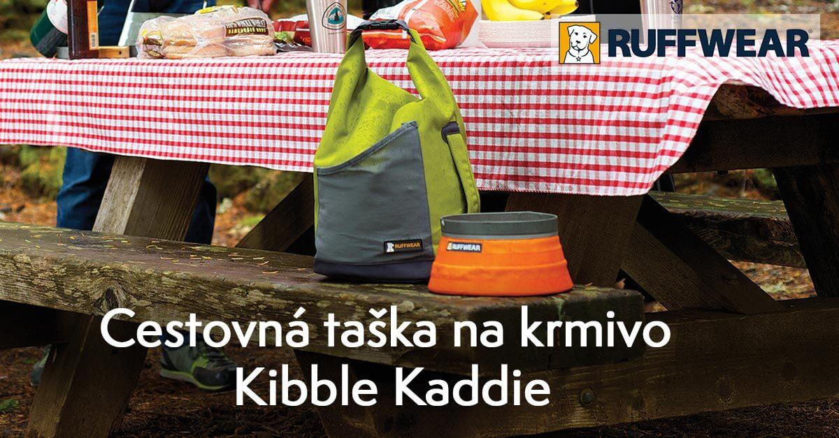 Cestovná taška na krmivo Kibble Kaddie
