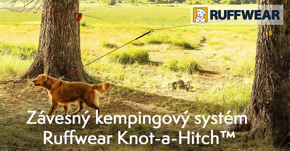 závesný kempingový systém Knoat a Hitch