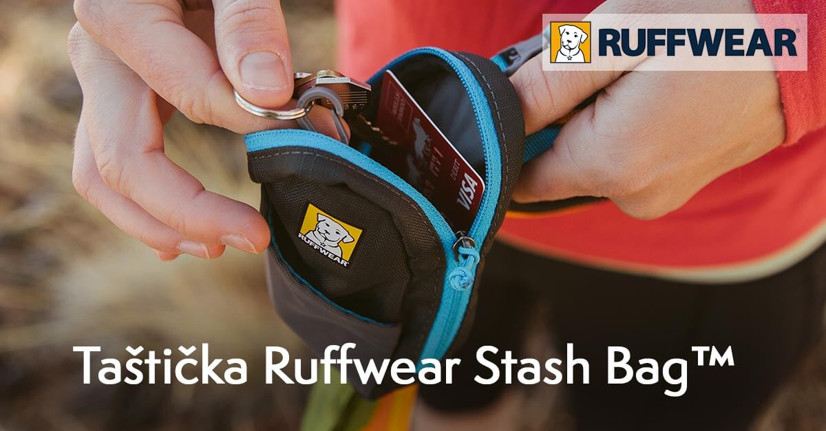 Taštička Ruffwear Stash Bag™