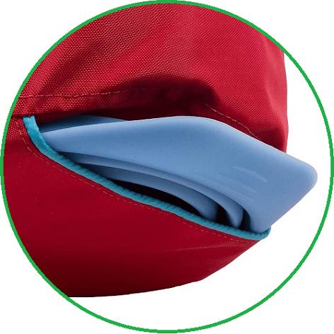 Cestovná taška na krmivo Kurgo Kibble Carrier™