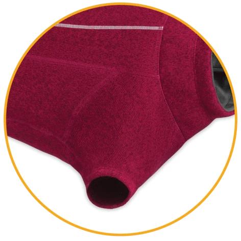 Zimný flísový sveter pre psy Ruffwear Fernie Jacket™