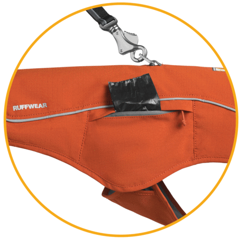 Ruffwear Overcoat Fuse™ Harness Jacket