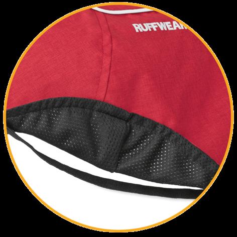 Vodotesná pláštenka pre psy Ruffwear Aira™ Waterproof Rain Jacket