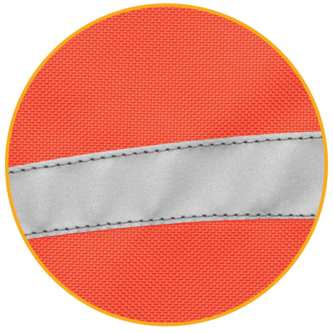 Reflexná bunda pre psy Track Jacket ™