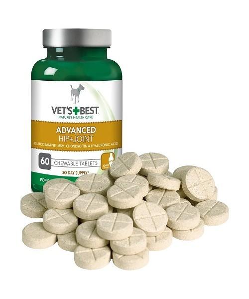 Žuvacie tablety na podporu kĺbov pre psy, VET´S BEST